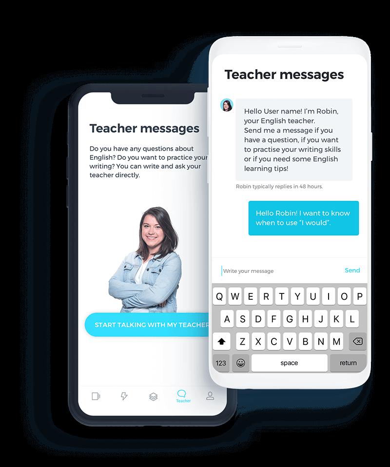 Die App um Englisch zu lernen