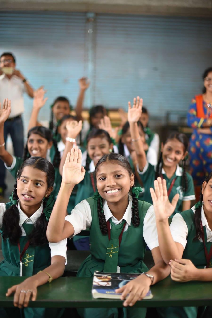 ABA English extiende su compromiso con la ONG Sonrisas de Bombay