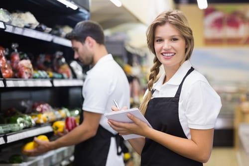 Inglés para trabajar en un supermercado