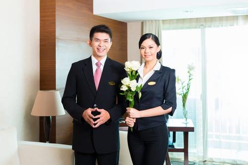 Inglés para trabajar como director de hotel | ABA English