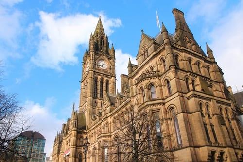 Aprender inglés en la Universidad de Manchester
