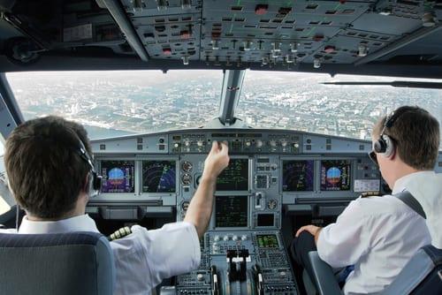 Inglés para trabajar como piloto
