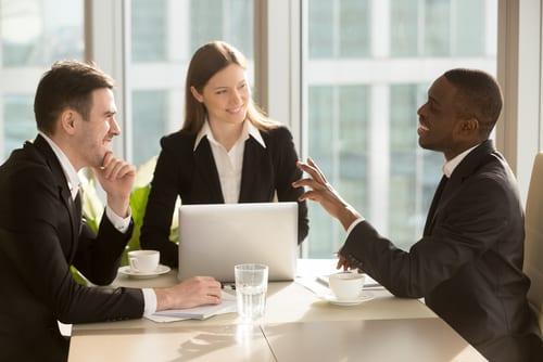 Frases de inglés para negocios