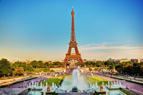 Cómo aprender inglés en París