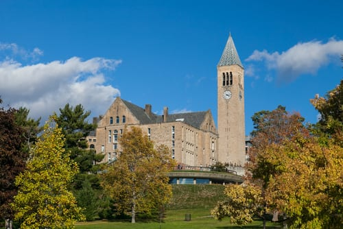 Aprender inglés en la Universidad de Cornell