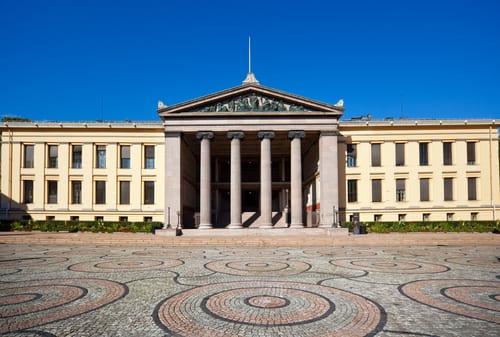 Aprender inglés en la Universidad de Oslo