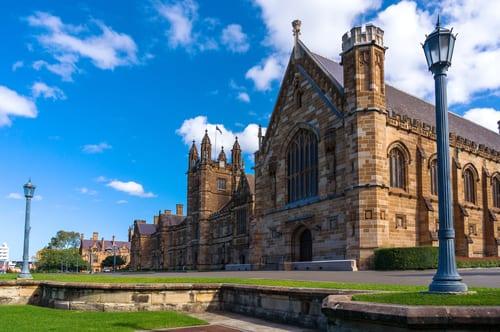 Aprender inglés en la Australian National University (ANU)