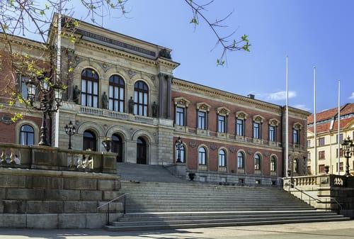 Aprender inglés en la Universidad de Upsala