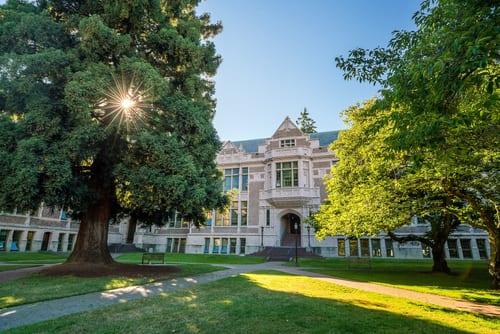Aprender inglés en la Universidad de Washington