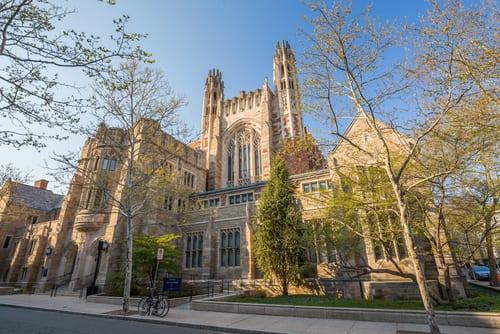 Aprender inglés en la Universidad de Yale