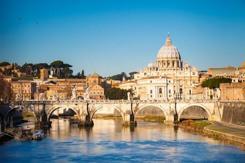 Cómo aprender inglés en Roma