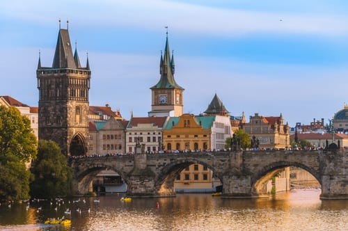 Cómo aprender inglés en Praga
