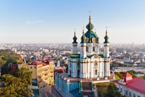 Cómo aprender inglés en Kiev
