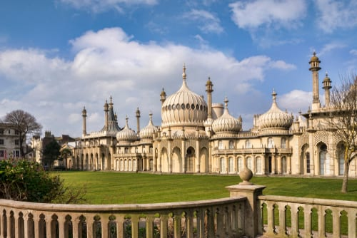 Apprendre l'anglais à Brighton
