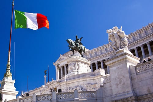 Apprendre l'anglais en Italie