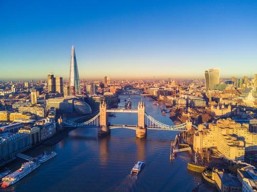 Apprendre l'anglais à Londres