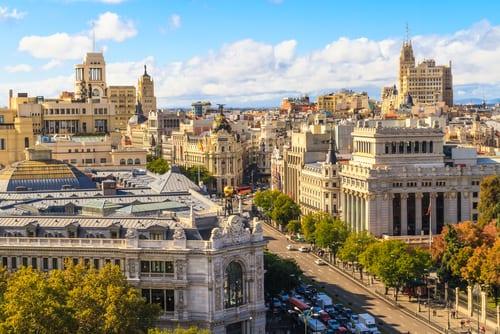 Apprendre l'anglais à Madrid