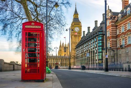 Comprendre l'accent anglais de Londres
