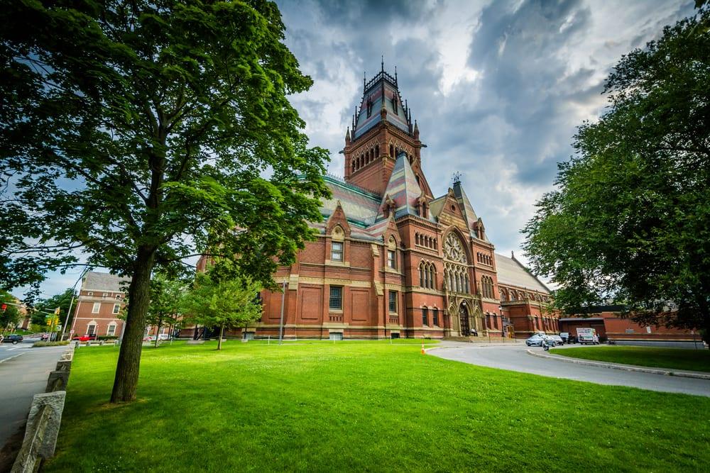 Impara l'inglese all'Università di Harvard
