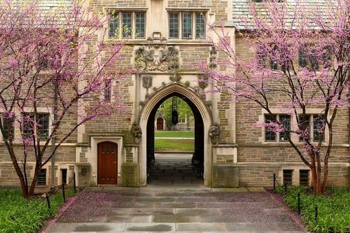 Aprender inglês na Universidade de Princeton