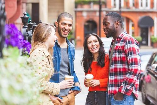 Como aprender a falar inglês com nativos