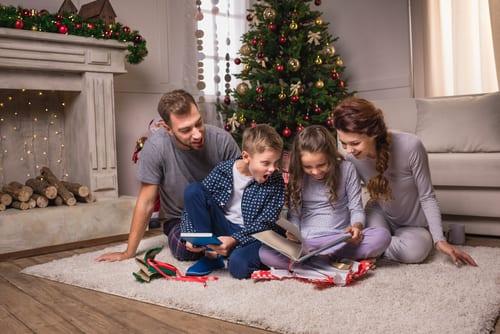 Frases em inglês para o Natal