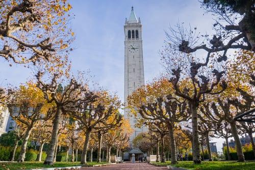 Aprender inglês na Universidade da Califórnia-Berkelei