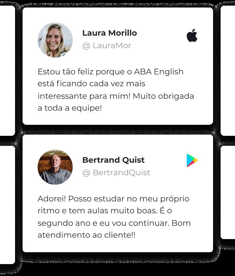 ABA English – Aprenda inglês. Estaremos com você